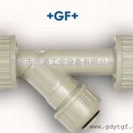 +GF+ PP-H Y型过滤器