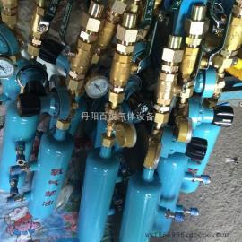 除尘用压缩空气配气包配气筒配气器