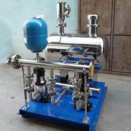小高层自来水二次增压泵安装