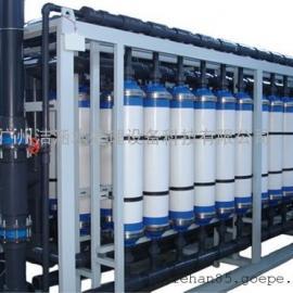 矿泉水用超滤设备
