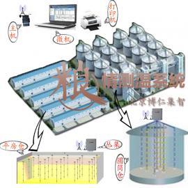 电子检温、粮情测控系统、粮情测温方案