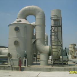 专业处理酸性废气设备