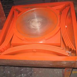 成品铸钢球形铰支座博利橡胶厂商出产