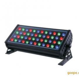 LED舞台灯 七彩投光灯 全彩投光灯效果图