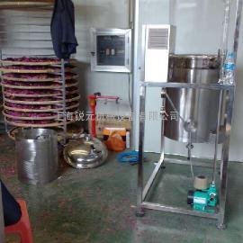 设备制造厂家直销迷迭香取设备AG官方下载、香料油蒸馏设备AG官方下载、水蒸气蒸馏器