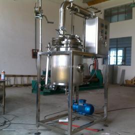 厂家直销大马士革玫瑰专用精油提取设备30L