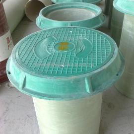 增强塑料检查井