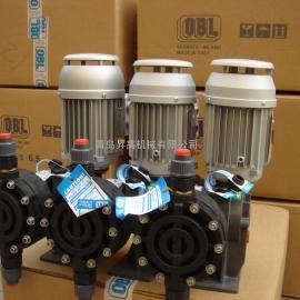 意大利OBL固化剂泵 树脂砂混砂机泵 MB101PP