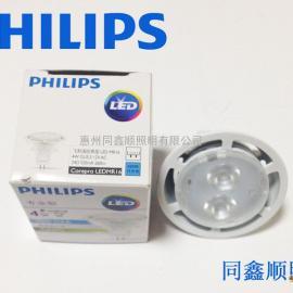 飞利浦LED灯杯MR16/4W/2700K/4000K/24度