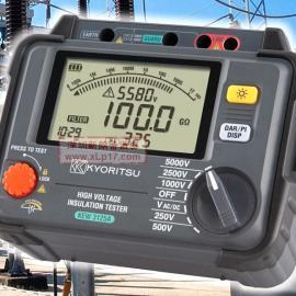 克列茨数显高压绝缘电阻测试仪KEW 3125A