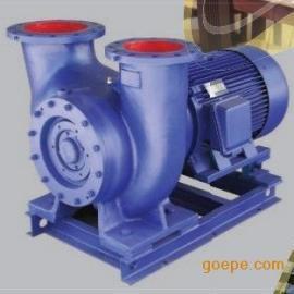 KQSN单级双吸离心泵