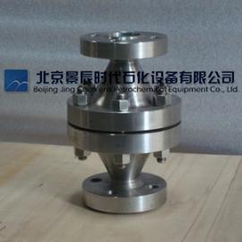 ZHQ-B新型波纹石油管道阻火器 电厂必备防爆管道阻火器