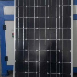 光伏电站专用单晶330W太阳能电池板 组件厂家 质保20年