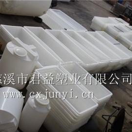 厂家批发3.2*1.2*0.7米的长方形塑料桶