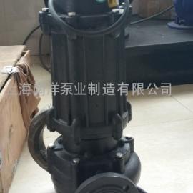 QW(WQ)型无堵塞排污泵