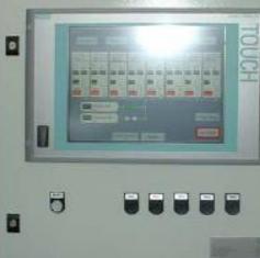 阳极炉透气砖控制系统