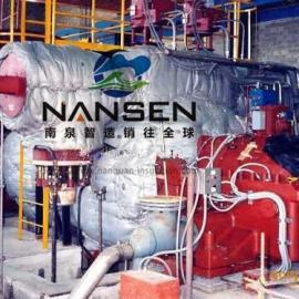 柔性防火罩Nansen定做工业柔性防火罩