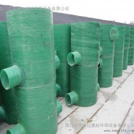FRP增强塑料检查井