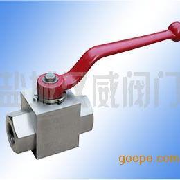 CNG天然气内螺纹高压球阀
