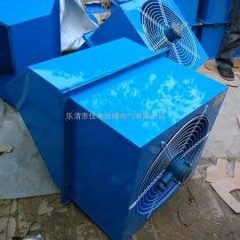 玻璃钢防腐防爆型边墙排风机WEX-400D4-0.18