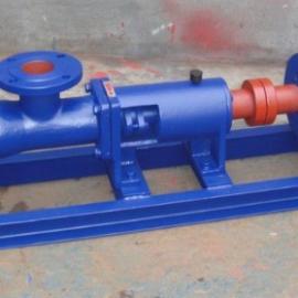 【G30-1不锈钢水泥浆输送泵】