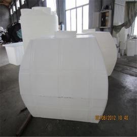 *生产卧式运输水箱,2立方环保药剂运输罐价格,PE桶