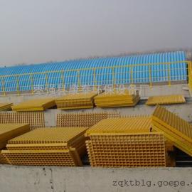 污水厂污水池加盖,污水池拱形盖板,污水池玻璃钢罩