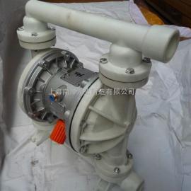 QBK新型塑料气动隔膜泵