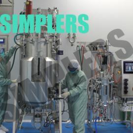 不锈钢发酵罐,原位灭菌发酵罐,全自动发酵罐