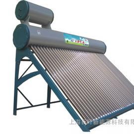 可采暖的太阳能热水器