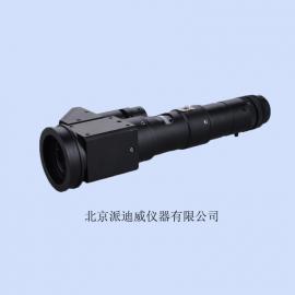 ZOOM连续变倍显微镜 1X短镜头、直圆筒