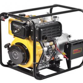 伊藤4寸电启动柴油机水泵YT40DPE批量生产中