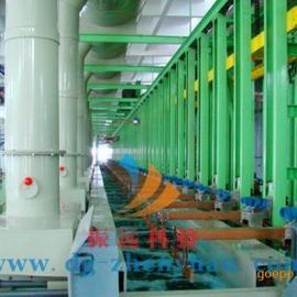 环形电镀设备生产线、垂直升降式环形电镀设备生产线