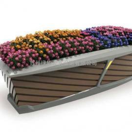 常熟景观花盆花箱-常熟高档花箱