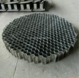 供应Φ50不锈钢feng窝斜管填料