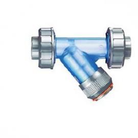 意大利格林韦德FIP   Y型在线透明过滤器, PVC