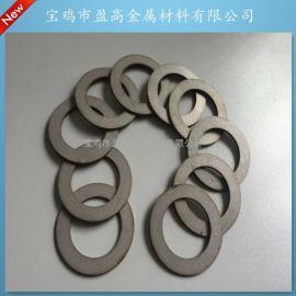 透气钛阳极阴极板多孔钛环
