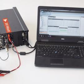简单可靠的扬声器测试音频fenxi仪解决方案