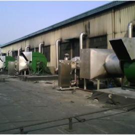 酸性废气处理 涂料废气净化 汽车喷漆房废气处理 橡胶厂除臭 紫科