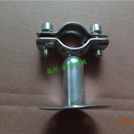带底盘管子架,非标管子架订做,带底座管子架