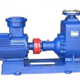 ZWPB型�o堵塞式不�P�防爆自吸泵