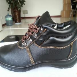 冬季棉防砸安全鞋