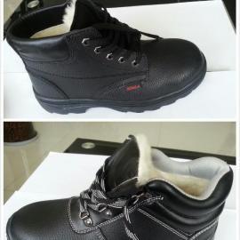 冬季棉安全鞋  冬季棉绝缘防砸安全鞋  风电棉安全鞋