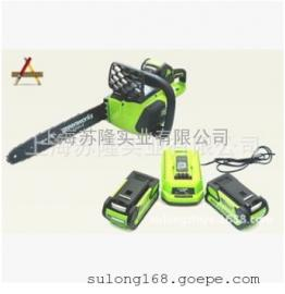 格力博40V无刷电锯 电链锯 电动锯 木工锯 14寸电锯16寸电链锯