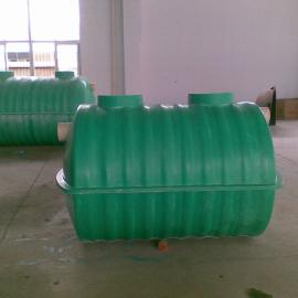 地埋式玻璃钢隔油池的优点