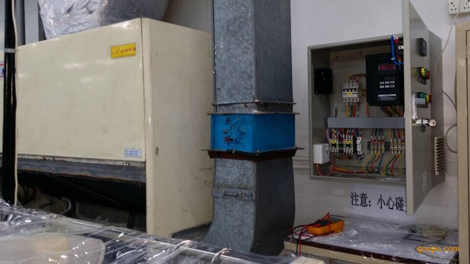 水冷柜机节能改造、水冷柜机节能