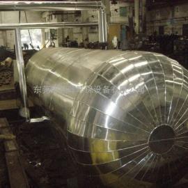 *保温技术承接石碣镇工业罐体管道保温工程