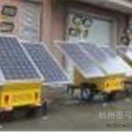 *生产太阳能移动灯塔