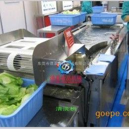 毛刷果蔬清洗机