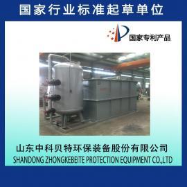 油田污水处理设备、工艺